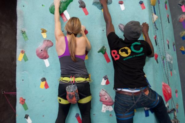rock climbing 8